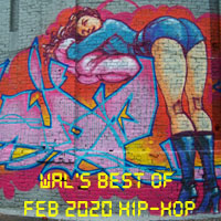 Wal's Best of February 2020 Hip-Hop-FREE Download!