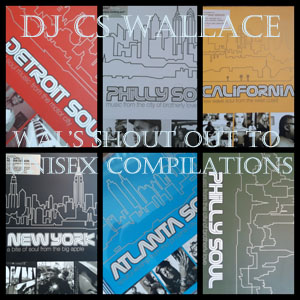 Wal's Shout Out To Unisex Compilations-FREE Download!