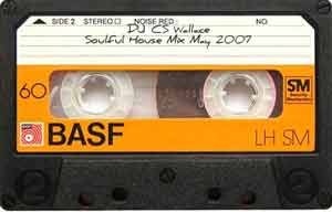 cassette soulful house mix